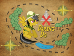Daring Do Android 640x480 BG by TecknoJock