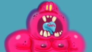 La Blob By Makinita-d71kub1 by Makinita