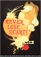 .Never Lose Heart. by GBIllustrations