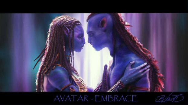Avatar - Embrace by Binoched