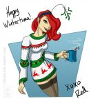 Happy Wintertime! by IllustrativeJack