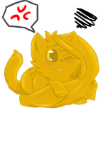 Lil Stephano the Cat by AskPewDie-The-Cat