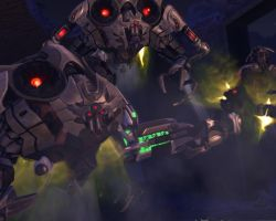 X-Com Enemies - Heavy Floater by Dragonlord965