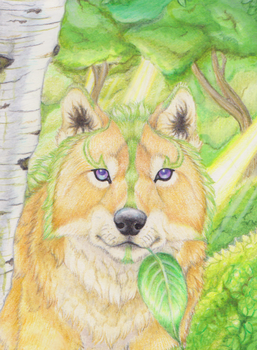 Prince of the green leaves by Gil-Maethor