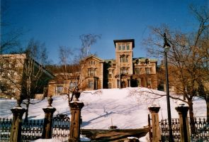 Ravenscrag Mansion by Lapointe56