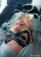 Black Cat - Pearls by Rinaca-Cosplay