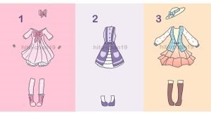 [Auction][CLOSED] Outfit Batch 2 by hito-chan19