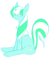Character Redraws - Mint Paste by Amaterasufox