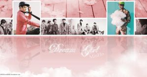 ~.SHINee - Dream Girl l Solo Wallpaper : MinHo.~ by SNSDLoveSNSD