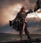 Jack Sparrow ID by TheNoblePirate