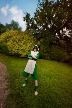 Toph Bei Fong - I am the best by TophWei