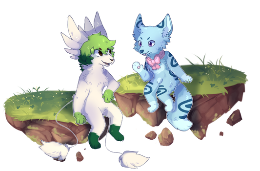 small chat by rookon