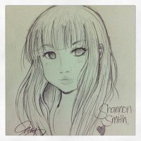 Shannon Smith Commission :) by moimoi2x