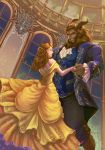 Beauty and the Beast fanart by Lander-laon