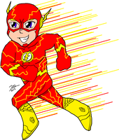 Flash 1 by ZacAvalanche