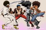 Afro's Colors by FantasiesAndFathoms