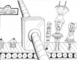 How Cupcakes are Made by chocolatehomicide