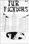 Fur Fighters: Issue #1 by thegriffin88
