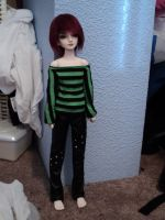 First Outfit by 4Wendy