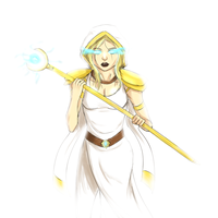 Kingdom Rush Frontiers: Dierdre by ThePhantomArts