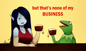 but that's none of my business by Vika01