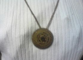 Steampunk Necklace 1 by AbstractAttic