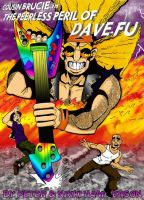 The Peerless Peril of Dave-Fu by PeterHammerson