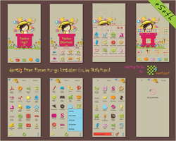 Spring Time Go Launcher Ex Theme by malytopol