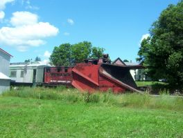 Russell Snow Plow by LNERA4