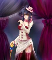 Mephisto (lady version) by iminoimino