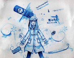 Eden of the East- King of Eden by ShikimaLita