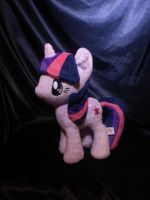 4DE Twilight Sparkle Plush by rjrgmc28