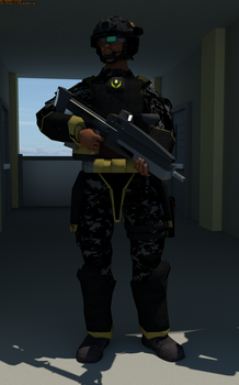 ICS Special Operations Forces AEST by The-Port-of-Riches