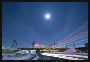 Montreal 2 AM by agtronic