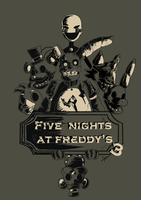 Five Night's At Freddy's 3 by wearepopcandies