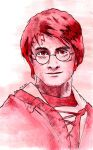 Wizard Week - Harry Potter by otohime0394