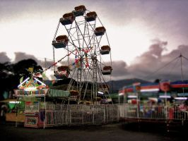 Small town Carnival by natersal
