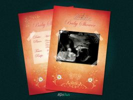 BabyShower Invitations by NG25Lab