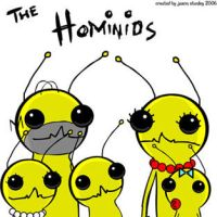 The Hominids by Cheddar79