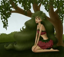 Whimsical Dryad by Whisperwings
