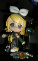 kagamine rin the witch by hikarisoul