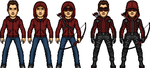 Roy Harper / Arsenal by MicroManED