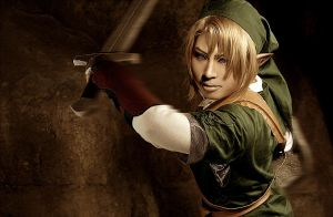 Link/The Legend of ZELDA by Souu0419