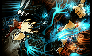 Air Gear Smudge by NaimGFX