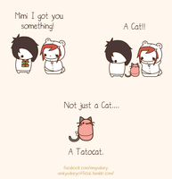 Tatocat/Catato by EmilysDiary