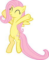 Fluttershy geme a hug -_additions_- by BucketHelm