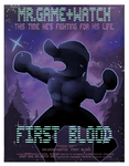 FIRSTBLOOD POSTER by Angelized