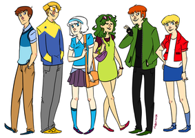 JLI High by robotverve