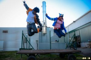 We can fly by azka-cosplay