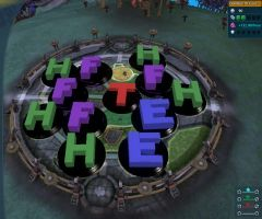 Spore Example Town by BecauseICould